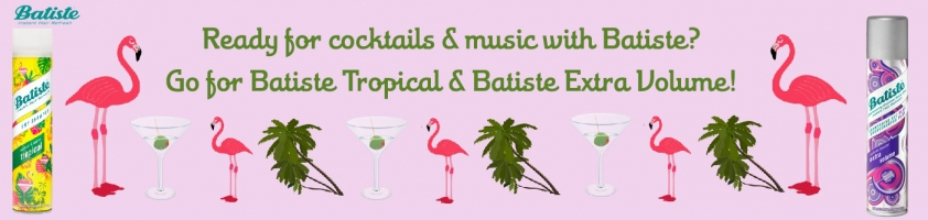NL | Batiste Tropical & Extra Volume