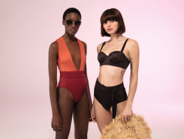 Sustainable swimwear collection '20